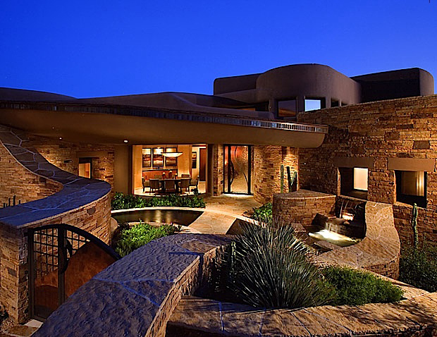 Gallery For Desert Landscape Design