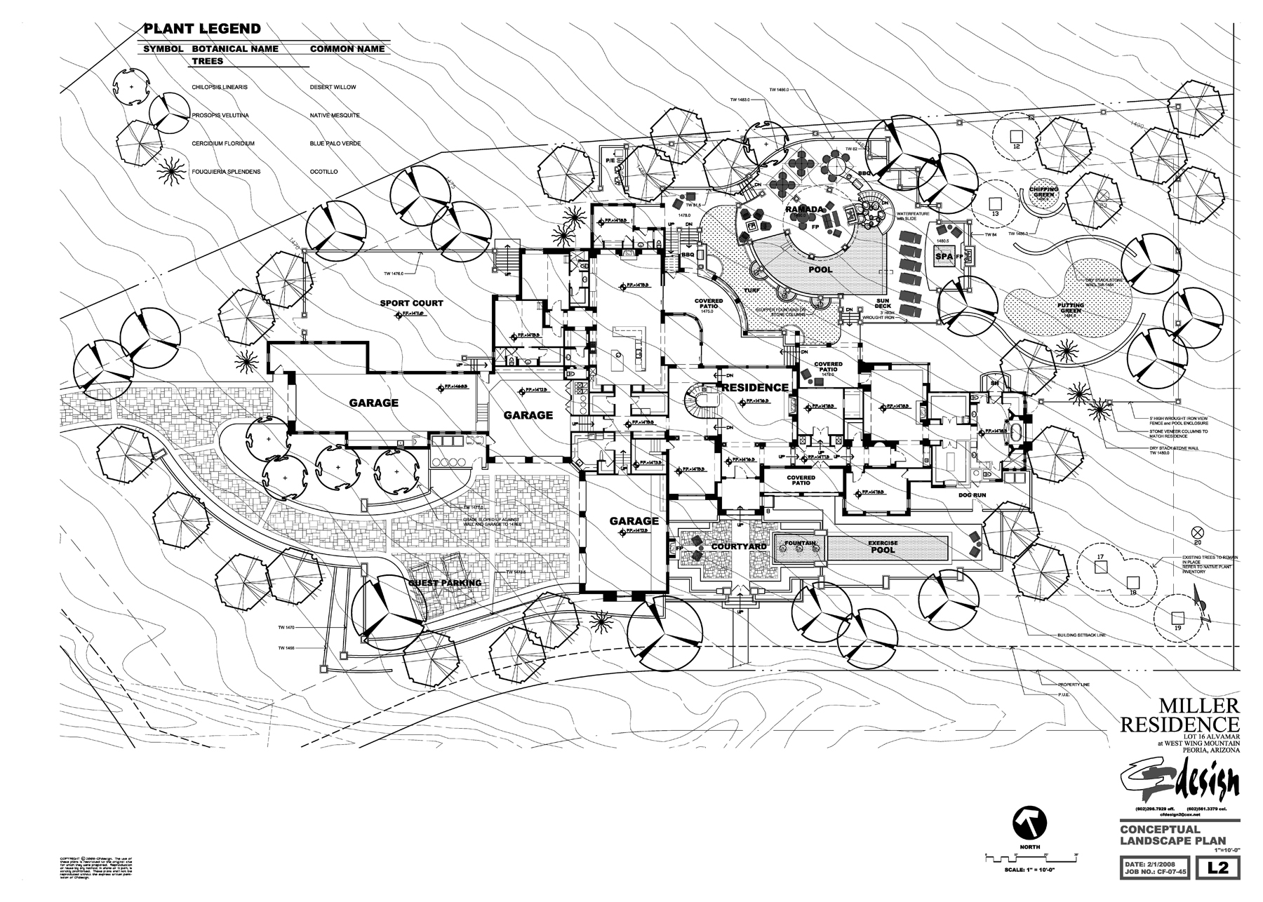 Site Plans Examples Uk